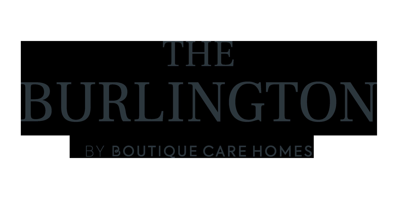Logo for The Burlington Care Home
