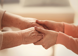 Young people are being encouraged to work in care