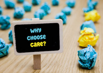Here's why you should work in care