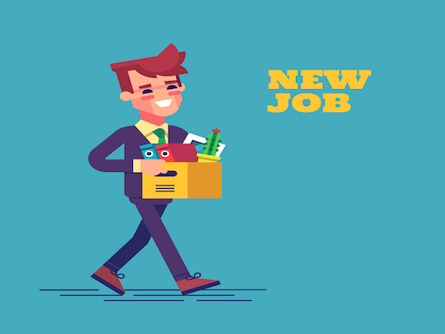 Five things to do when you start a new job